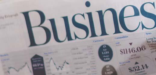 Professional Services und Finanzwirtschaft